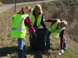 Buzzard Roost Cleanup – February 6, 2021